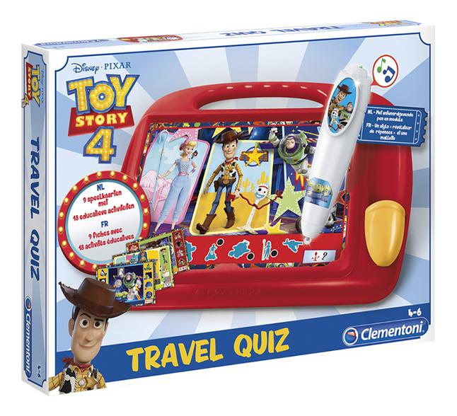 Travel Quiz Toy Story 4
