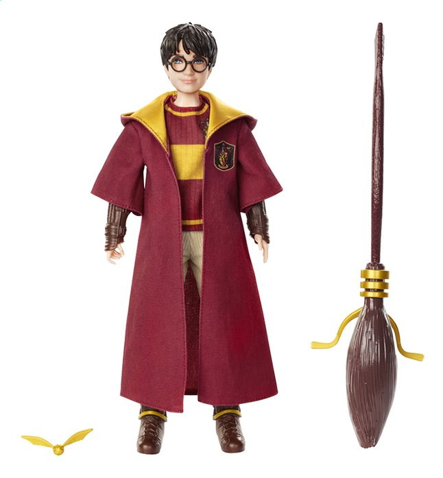 Afbeelding van Figuur Harry Potter Quidditch from DreamLand