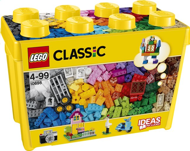 Afbeelding van LEGO Classic 10698 Creative Brick Box Large from DreamLand