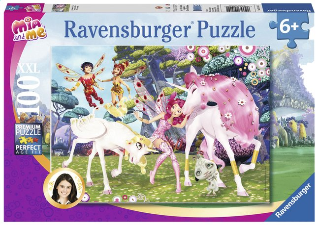Afbeelding van Ravensburger puzzel Mia en ik from DreamLand