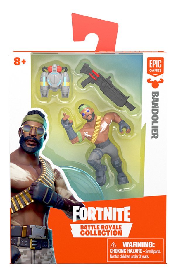 Figurine Fortnite Battle Royale Collection Bandolier