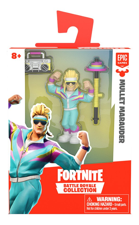Figuur Fortnite Battle Royale Collection Mullet Marauder