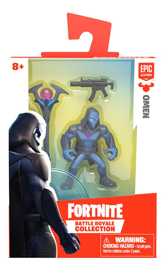 Figurine Fortnite Battle Royale Collection Omen