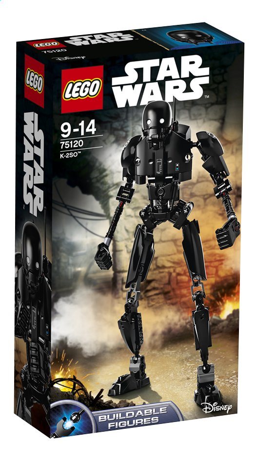 Afbeelding van LEGO Star Wars 75120 K-2SO from DreamLand