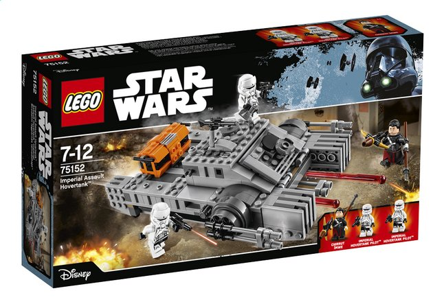 Afbeelding van LEGO Star Wars 75152 Imperial Assault Hovertank from DreamLand