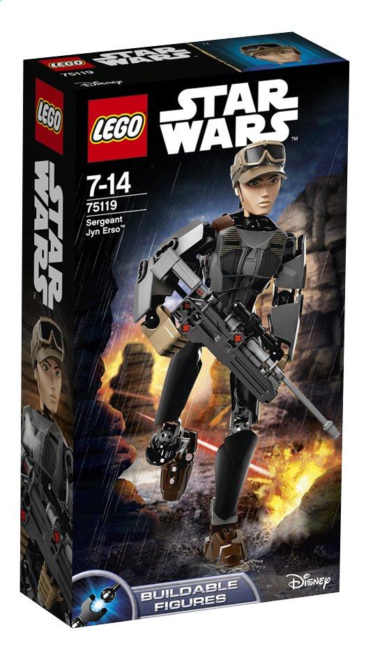Image pour LEGO Star Wars 75119 Sergeant Jyn Erso à partir de DreamLand