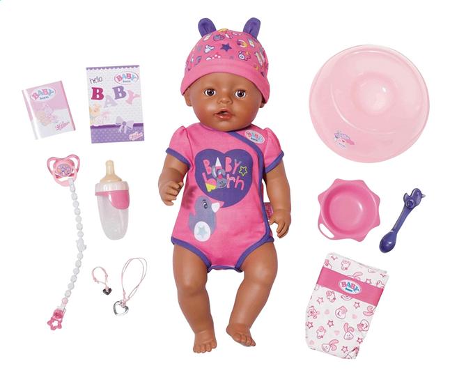 1bf13d8c66e2 Image pour BABY born poupée interactive Soft touch Fille mauve à partir de  DreamLand