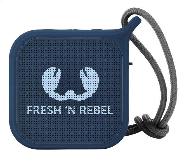 Afbeelding van Fresh 'n Rebel luidspreker bluetooth + hoofdtelefoon in-ear Indigo from DreamLand