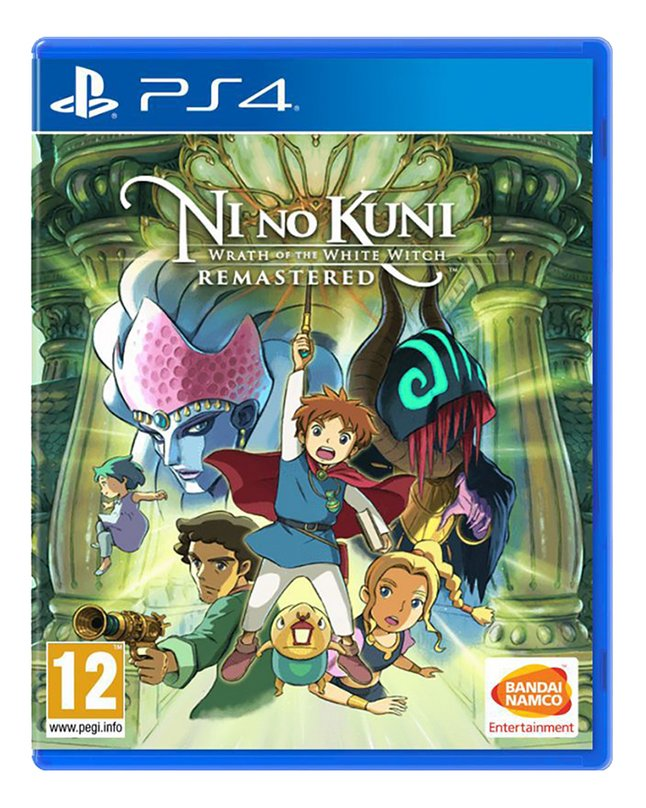 Image pour PS4 Ni No Kuni Wrath of the White Witch Remastered ANG à partir de DreamLand