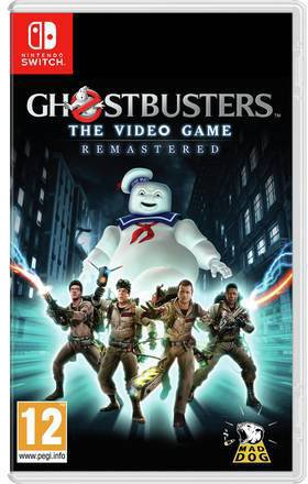 Image pour Nintendo Switch Ghostbusters: The Video Game Remastered ANG/FR à partir de DreamLand