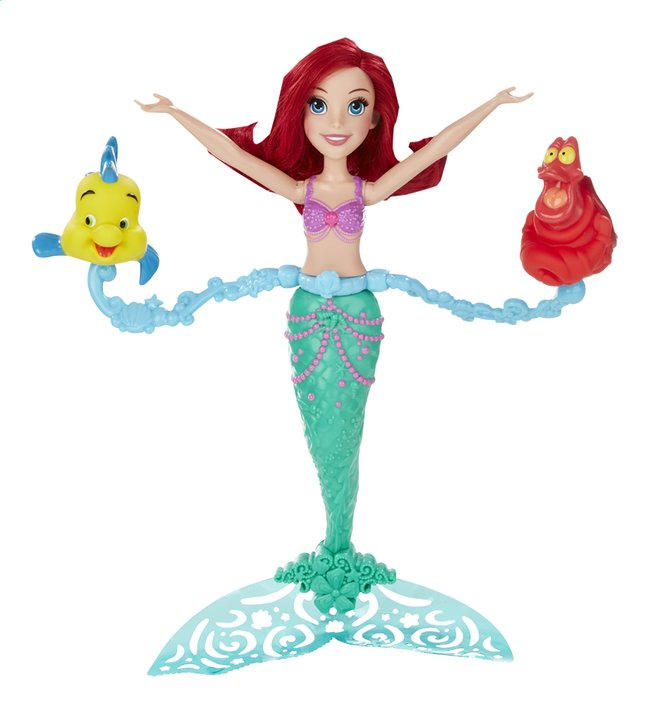 Image pour Disney Princess poupée mannequin  Ariel ballet aquatique à partir de DreamLand