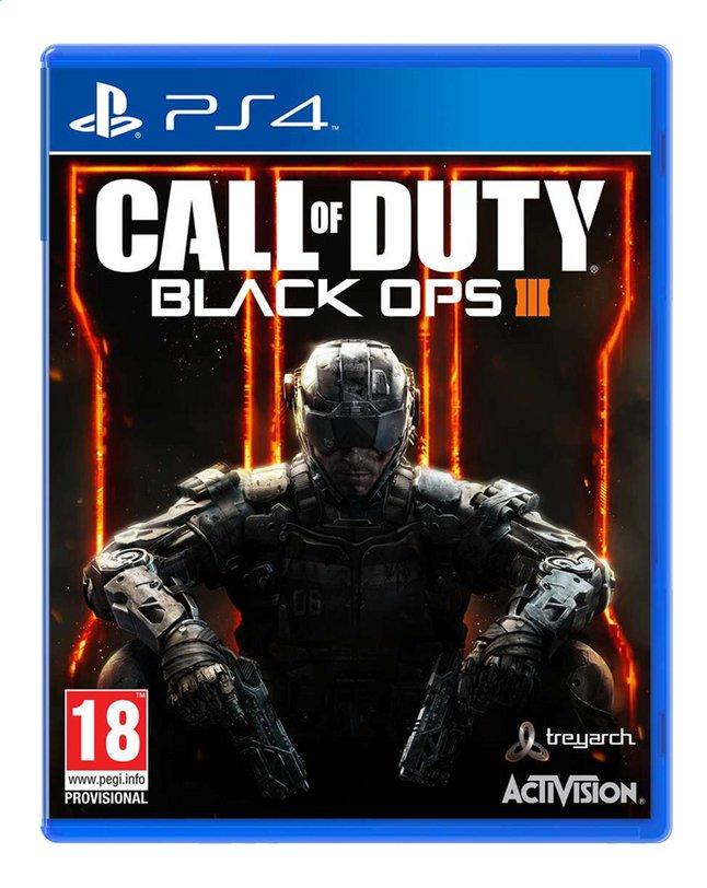 Afbeelding van PS4 Call of Duty: Black Ops III ENG/FR from DreamLand
