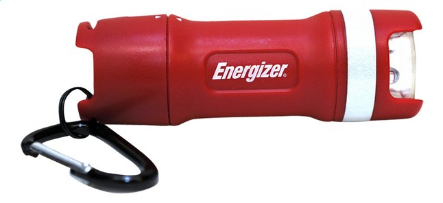 Afbeelding van Energizer zaklamp Mini Portable Light rood from DreamLand