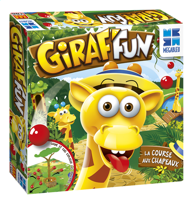 Afbeelding van Giraf' Fun FR from DreamLand