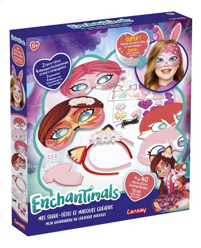 Afbeelding van Lansay Enchantimals Mijn haarbanden en creatieve maskers from DreamLand