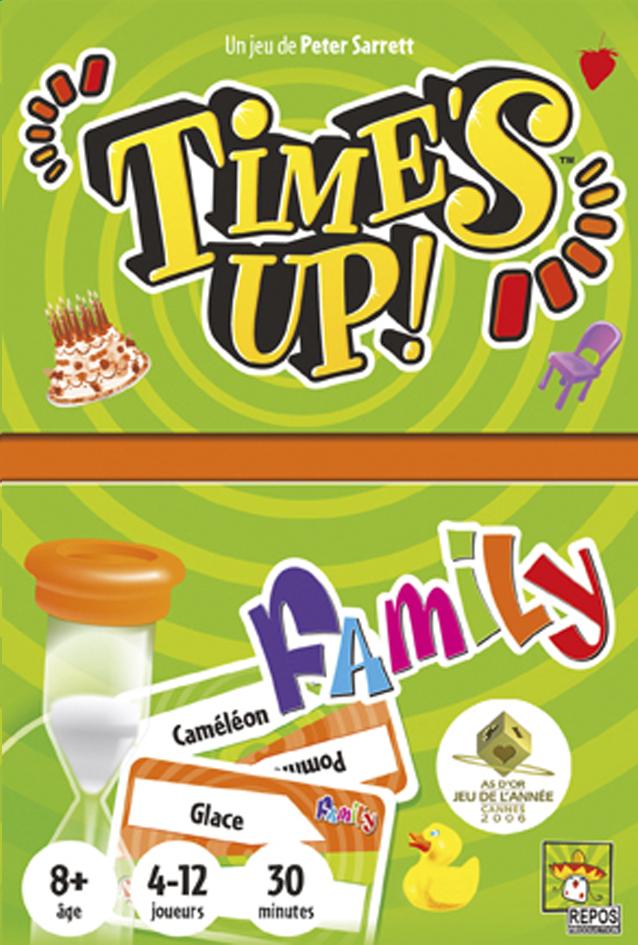 Image pour Time's Up ! Family à partir de DreamLand