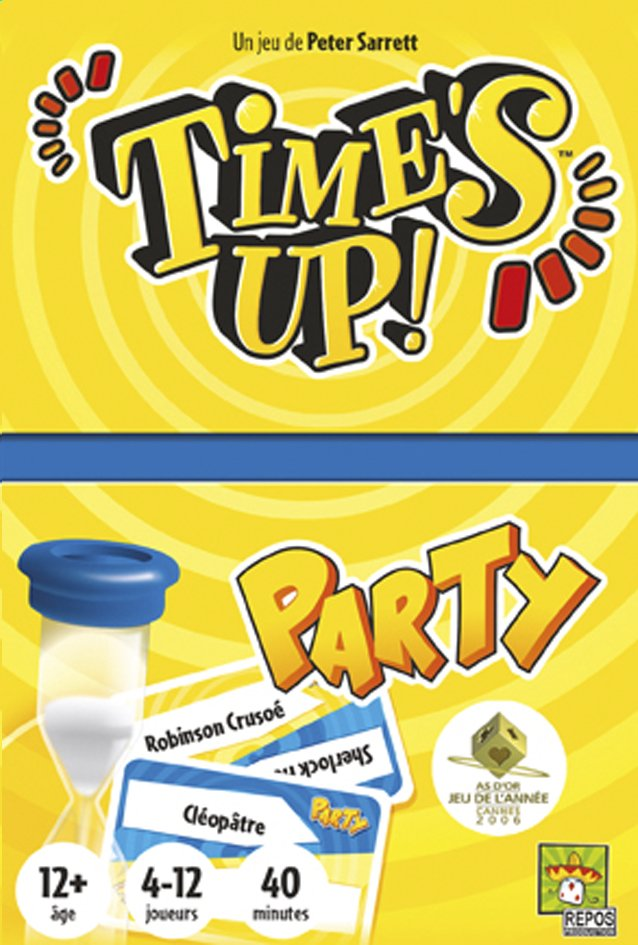 Image pour Time's Up ! Party à partir de DreamLand