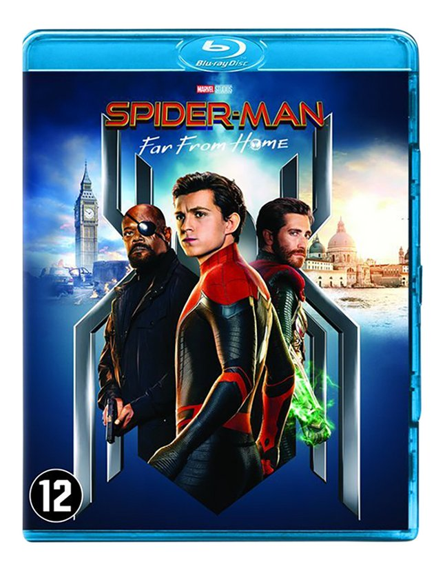 Afbeelding van blu-ray Spider-Man Far From Home from DreamLand