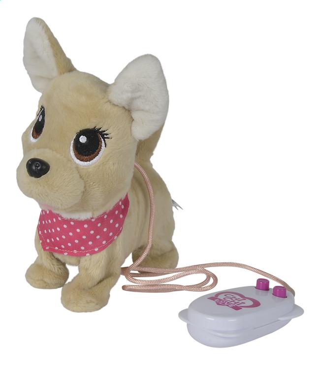 Chi Chi LOVE peluche interactive Puppy friends Chihuahua
