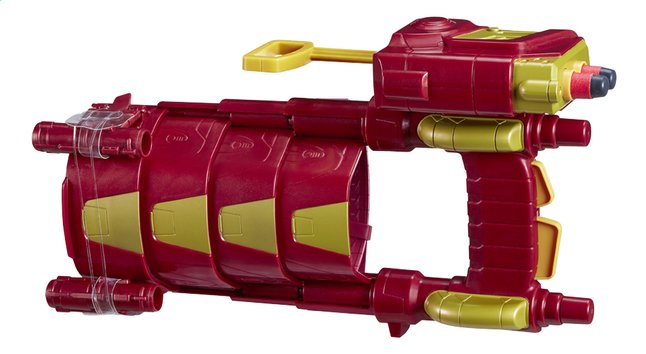 Afbeelding van Nerf Captain America: Civil War Iron Man slide blast armour from DreamLand