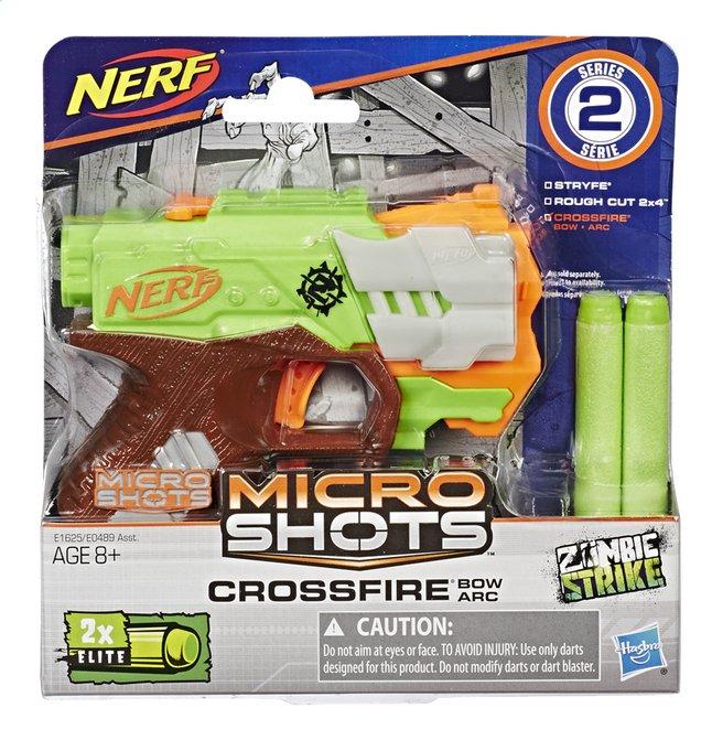 Afbeelding van Nerf Blaster Microshots Series Crossfire from DreamLand