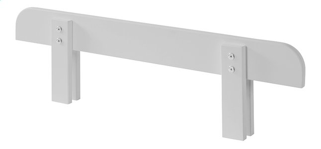 Vipack barrière de sécurité grise pour lit kiddy