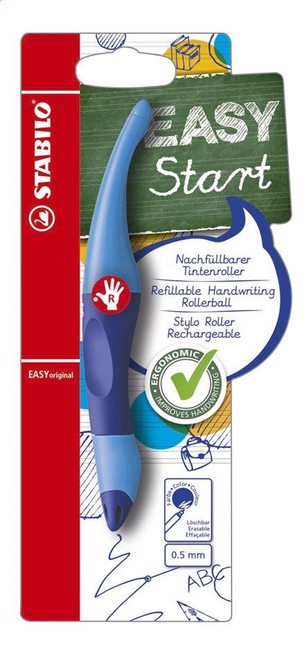 Afbeelding van STABILO rollerball Easy Start voor rechtshandigen blauw from DreamLand