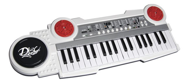 Afbeelding van Keyboard Disc mixer from DreamLand