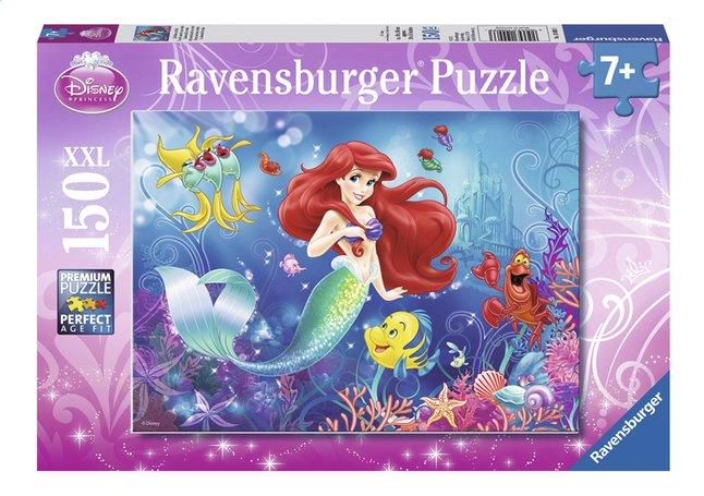 Afbeelding van Ravensburger XXL puzzel Disney Princess Iedereen houdt van Ariël from DreamLand