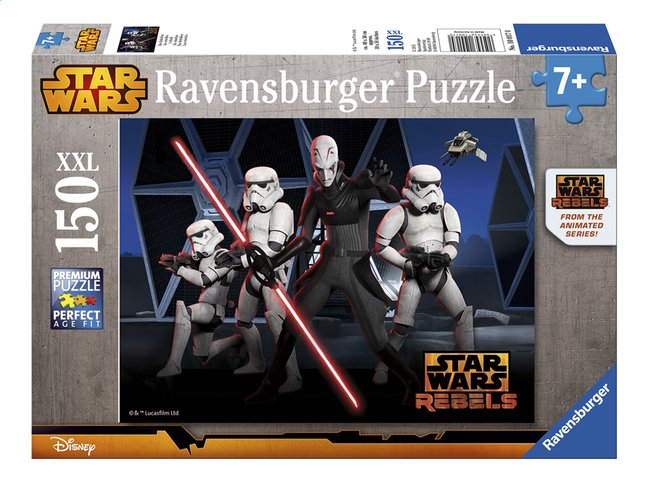 Afbeelding van Ravensburger XXL puzzel Star Wars The Rebels from DreamLand
