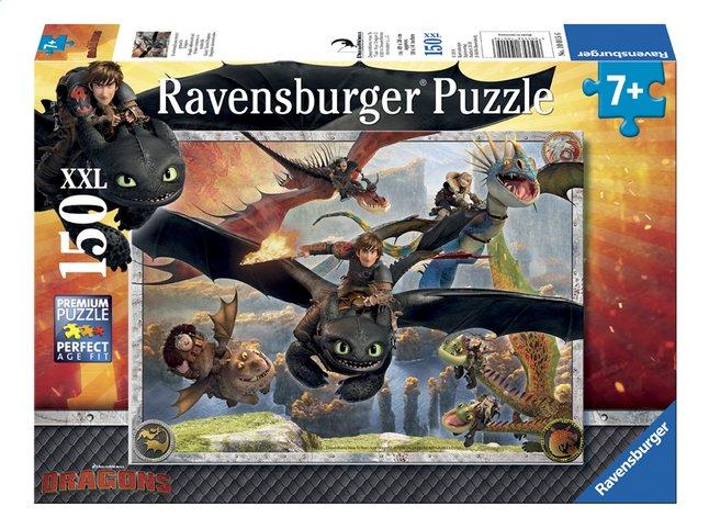 Image pour Ravensburger puzzle XXL Dragons En formation de vol à partir de DreamLand