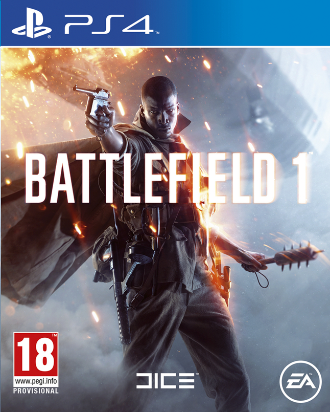 Afbeelding van PS4 Battlefield 1 ENG/FR from DreamLand