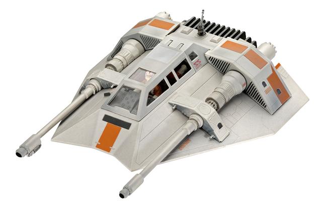 Revell Star Wars Snowspeeder 40th Anniversary