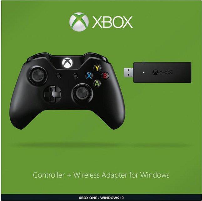 Afbeelding van XBOX One draadloze controller + adapter from DreamLand