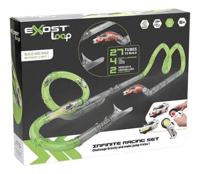 Exost autobaan Loop Infinite Racing set