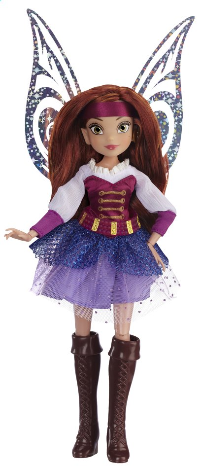 Image pour Disney Fairies poupée mannequin Pirate Fairy Deluxe Fashion Doll Zarina à partir de DreamLand