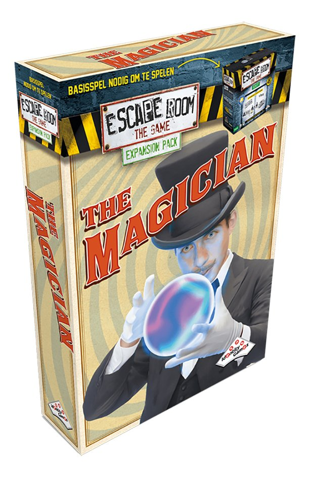 Afbeelding van Escape Room The Game uitbreiding The Magician from DreamLand