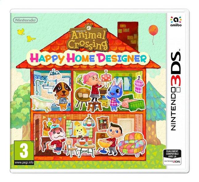 Afbeelding van Nintendo 3DS Animal Crossing : Happy Home Designer NL from DreamLand