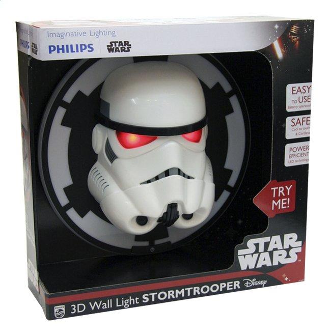 Afbeelding van Lamp Star Wars Stormtrooper 3D Wall Light from DreamLand