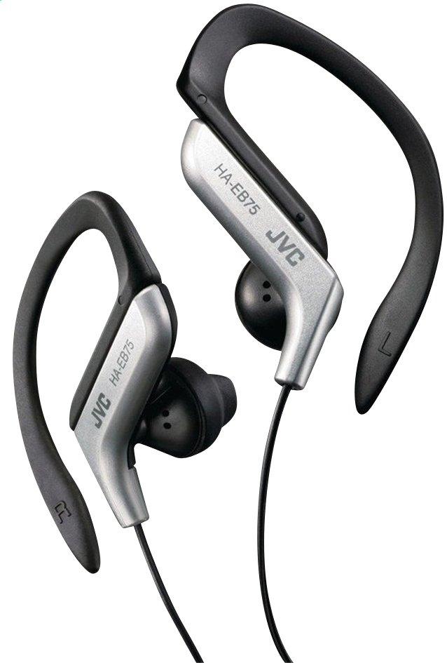 Afbeelding van JVC oortelefoon HA-EB75-B-E Clip Sport zilver from DreamLand