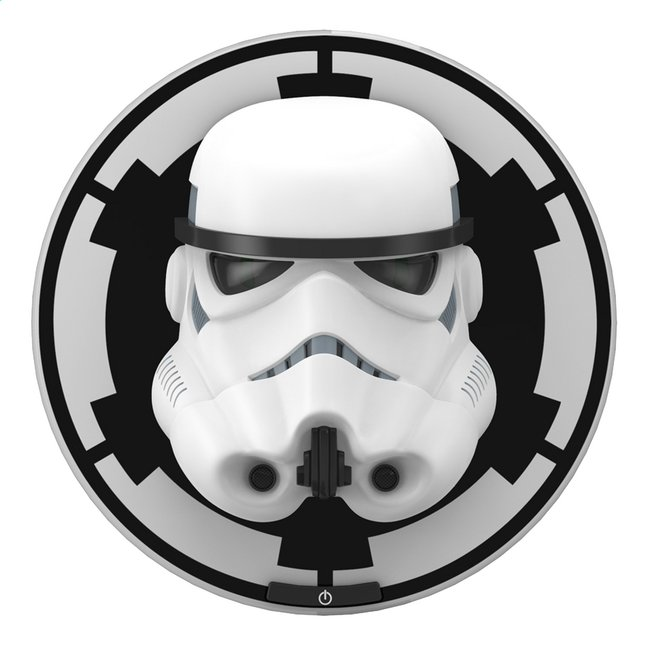 Afbeelding van Lamp Star Wars Stormtrooper 3D Wall Light from DreamLand