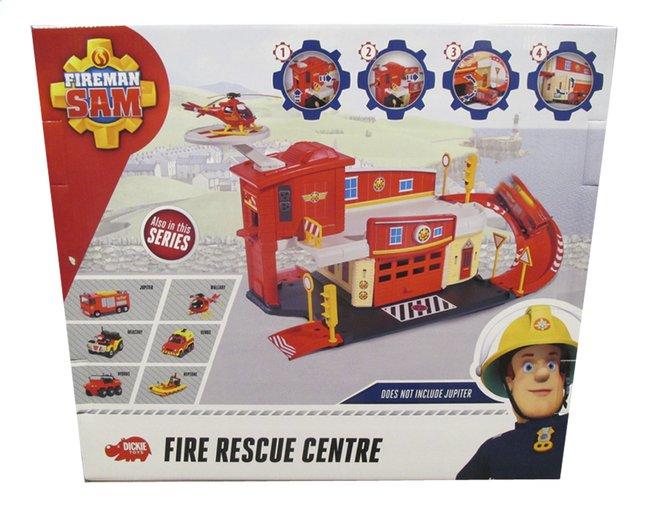 Sam le pompier caserne de pompiers fire rescue centre dreamland