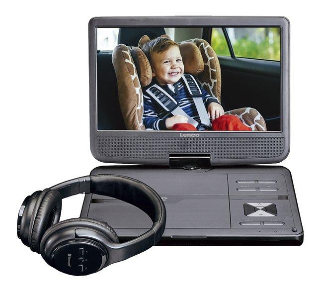 Lenco lecteur DVD portable DVP-1017 10
