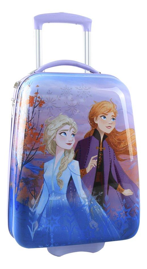 Harde reistrolley Disney Frozen II Anna & Elsa 47 cm