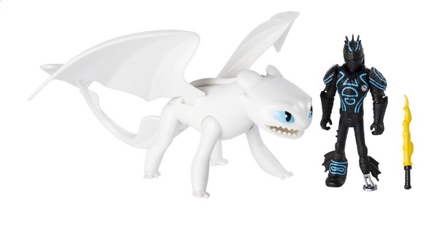 Figuur How to Train Your Dragon 3 Hiccup & Lightfury