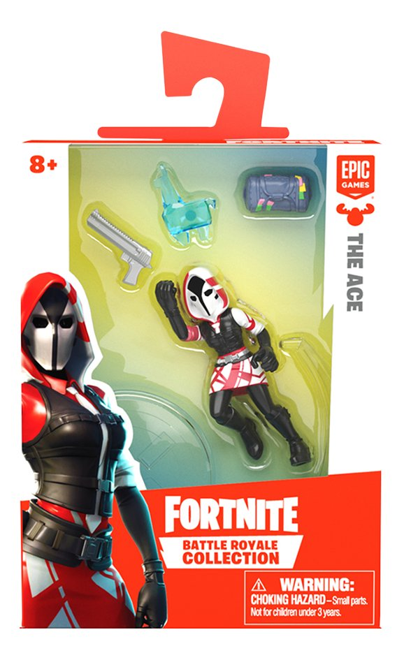 Figuur Fortnite Battle Royale Collection The Ace