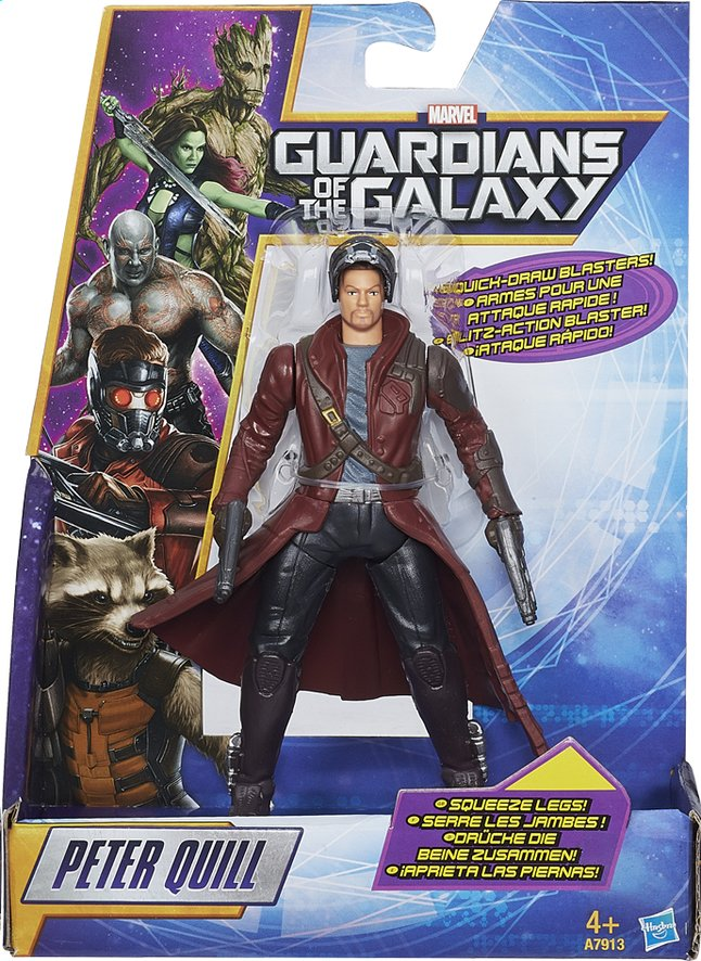 Afbeelding van Figuurtje Guardians of the Galaxy Peter Quill from DreamLand