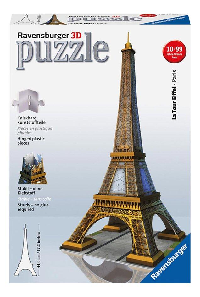 Afbeelding van Ravensburger 3D-puzzel Eiffeltoren from DreamLand