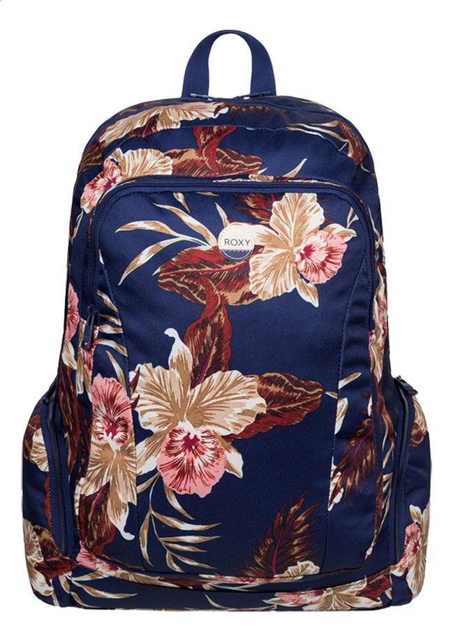 Afbeelding van Roxy rugzak Alright Castaway Floral Blue Print from DreamLand