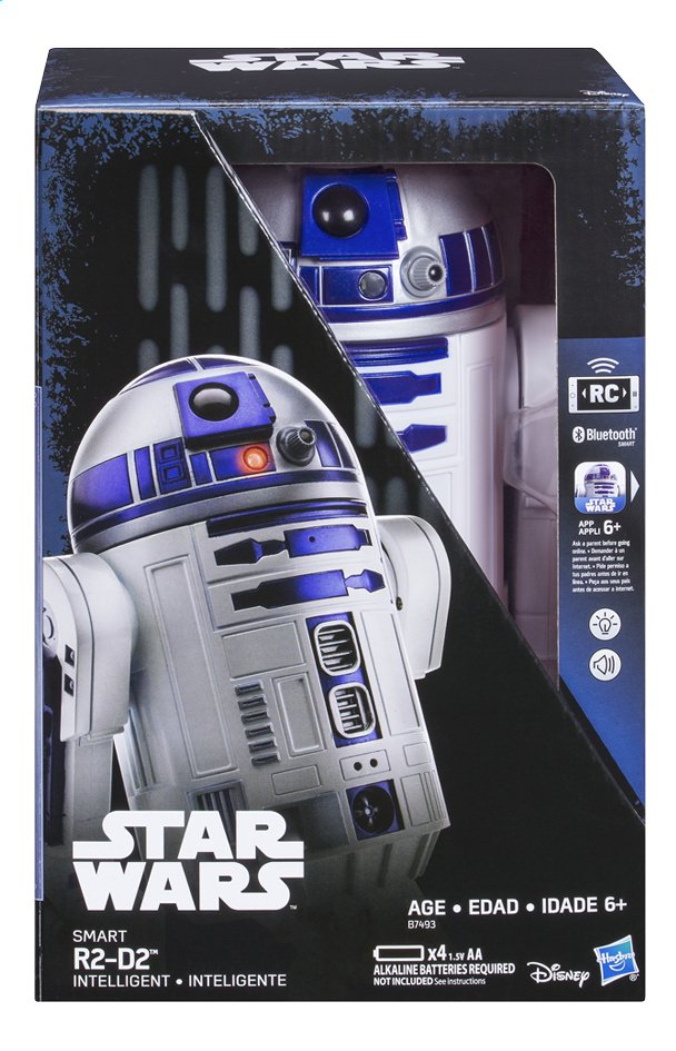 Afbeelding van Hasbro Robot Star Wars Smart R2-D2 from DreamLand